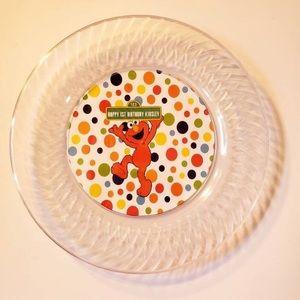 Personalized Elmo Birthday Party Plates